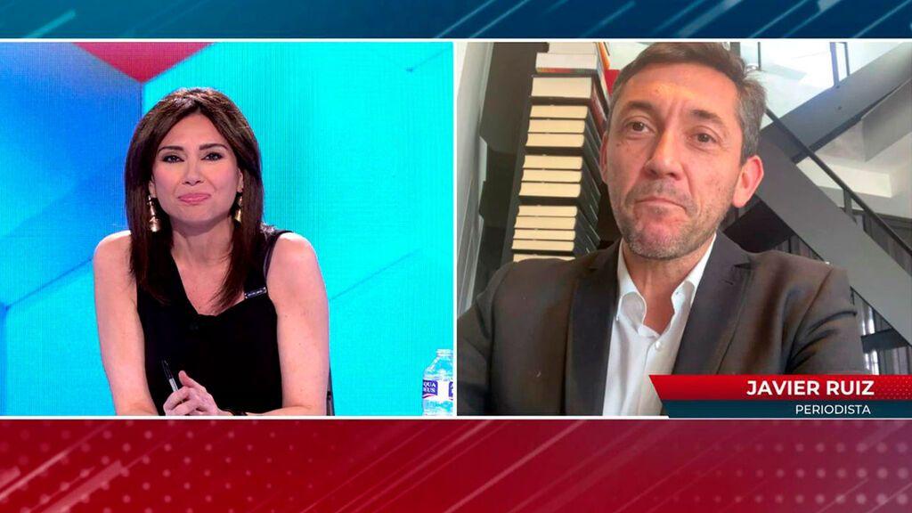"""Javier Ruiz analiza los Presupuestos de 2022 y destapa la """"trampa"""" Todo es mentira 2021 Programa 691"""