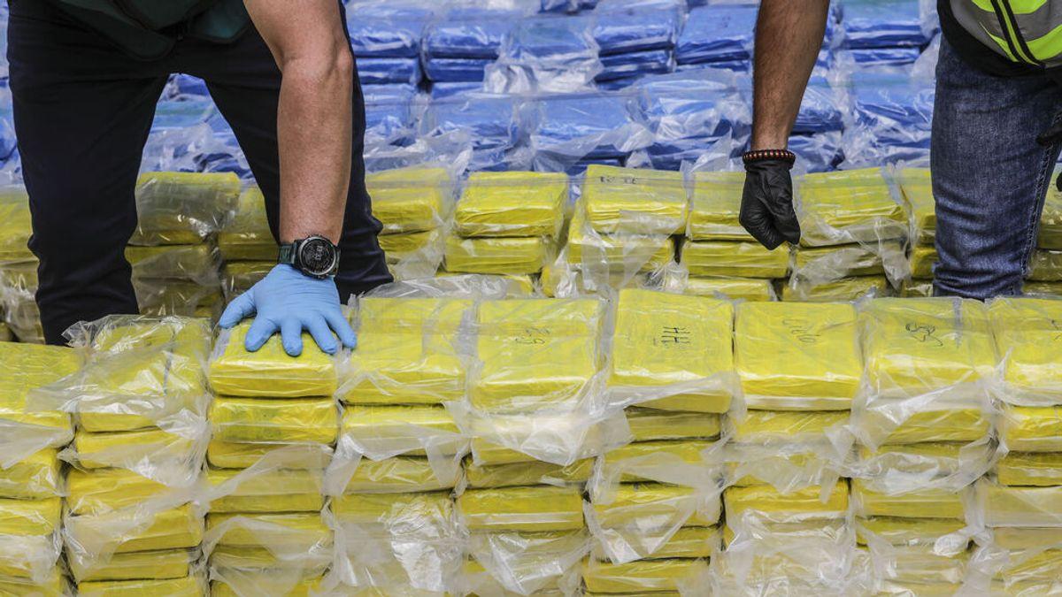 La Policía suma tonelada y media más a un decomiso de coca y lo atribuye a un error de cálculo