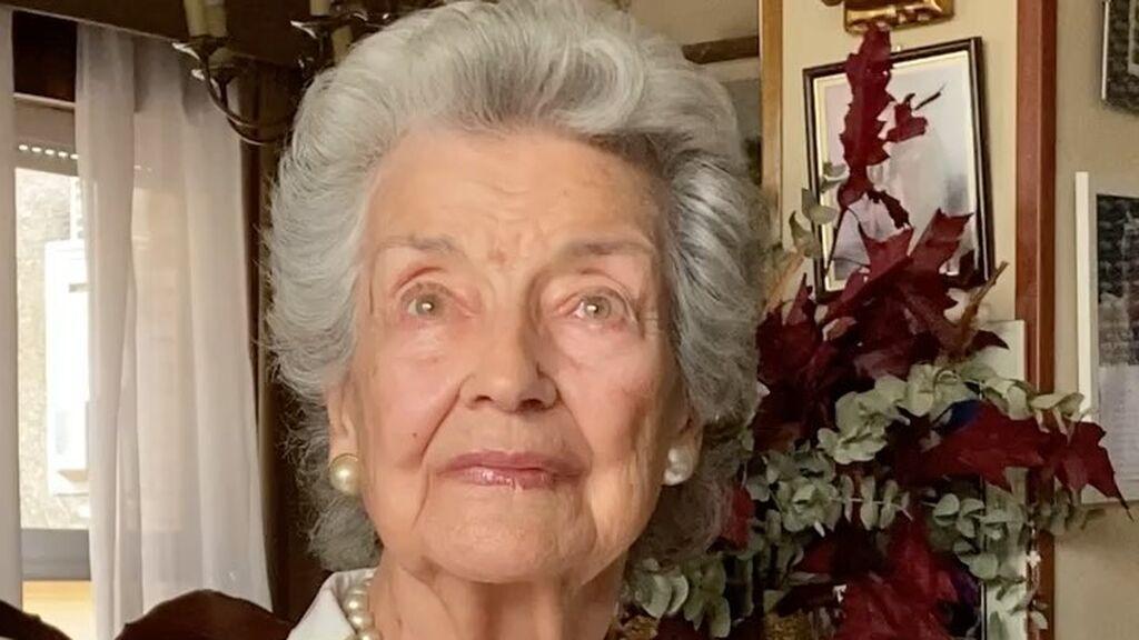 Abueli Conchita, la instagrammer de 88 años que nos enseña cómo queremos ser de mayor