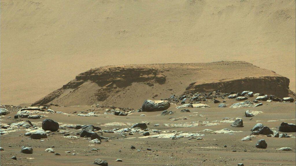 El Perseverance de la NASA confirma que el cráter Jezero de Marte fue una vez un lago tranquilo