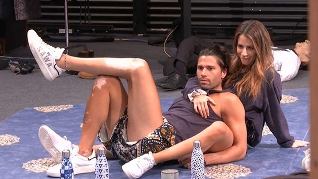 Cris y Luca