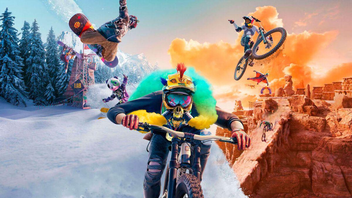 Ubisoft desvela los detalles y contenidos del 'Año 1' de Riders Republic