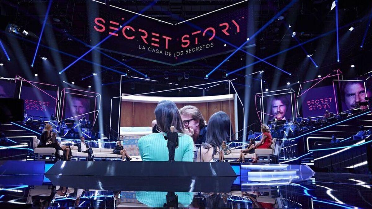 La salvación de dos nominados y la resolución de la prueba teatral, el domingo en 'Secret Story: La noche de los secretos'