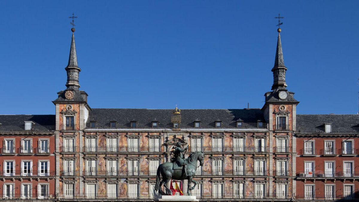 Plazas más bonitas de Madrid