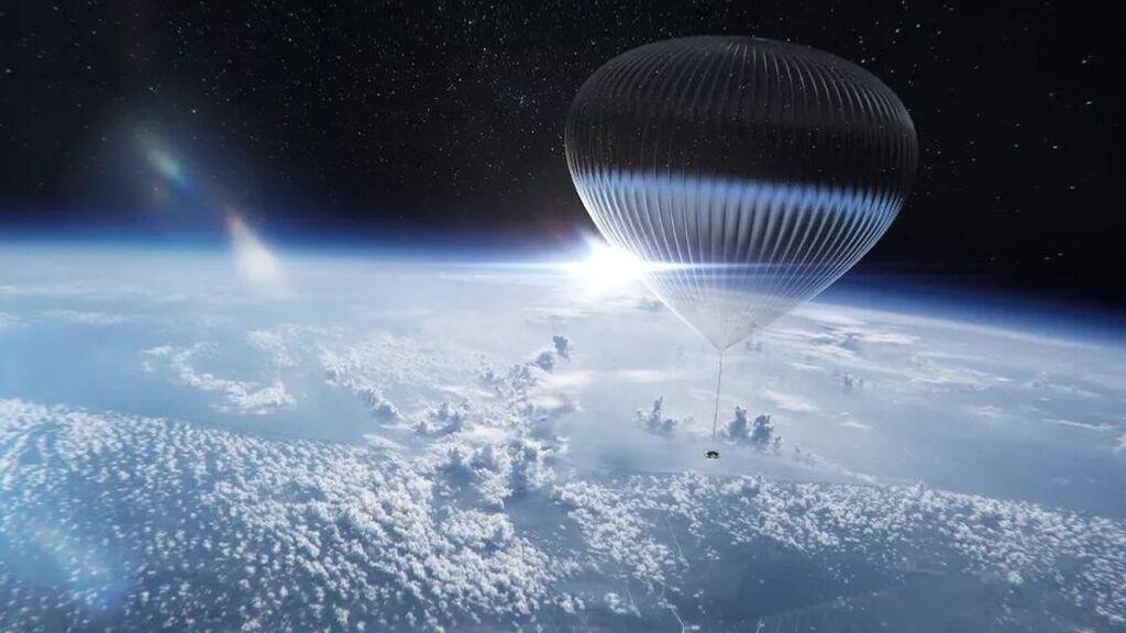World View ofrecerá viajes al espacio en un globo estratosférico a partir de 2024