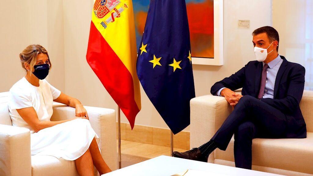 Noticias destacadas de la semana: del desbloqueo de los presupuestos al avance de la fajana en La Palma