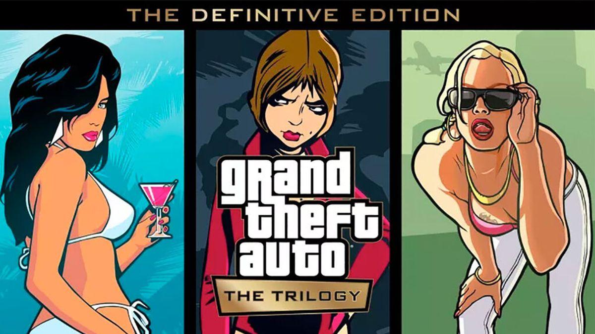 Rockstar anuncia 'GTA Trilogy - The Definitive Edition', que llegará este año a PC y consolas