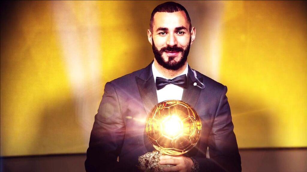 Karim Benzema es uno de los 30 aspirantes a Balón de Oro.