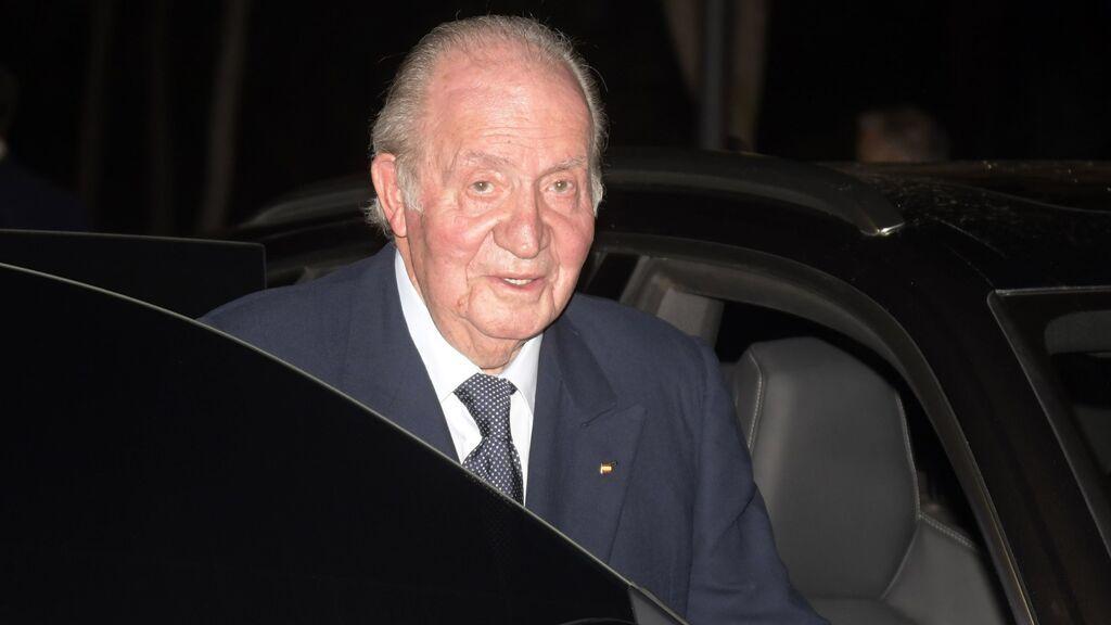 El rey Juan Carlos se plantea viajar a España antes de final de año