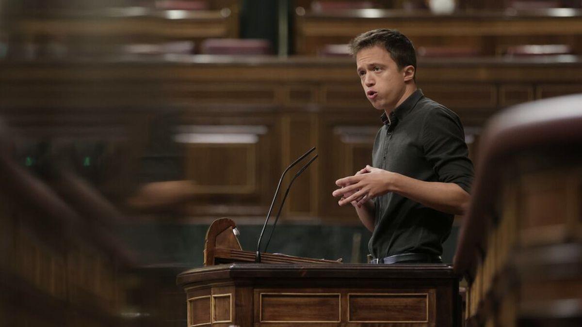 """Errejón critica que plan de salud mental del Gobierno: medio euro por persona al año """"es para preocuparse"""""""