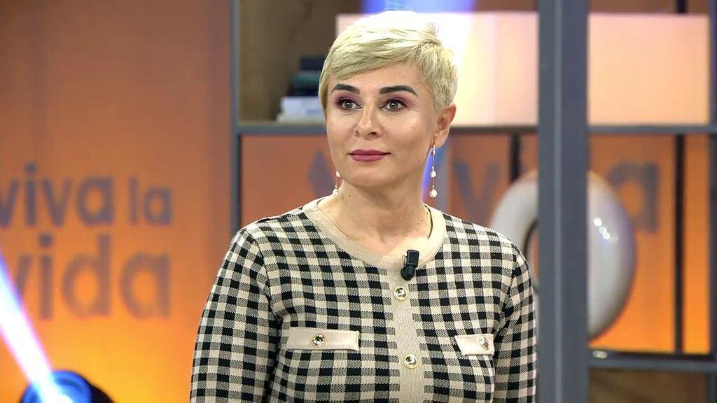 Ana María Aldón.
