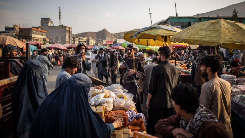 Los talibanes piden a EEUU la liberación de sus fondos en el extranjero