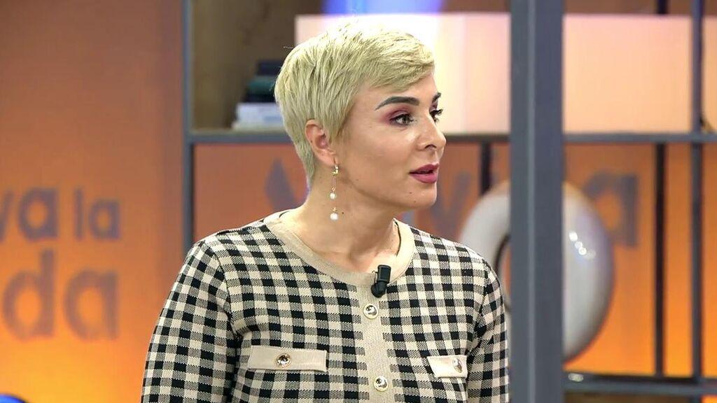 Ana María Aldón habla de la demanda de Gloria Camina a Rocío Carrasco