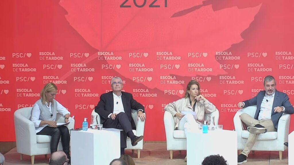 La ministra Raquel Sánchez anuncia que los aeropuertos de Aena recuperarán pronto el acceso a las terminales