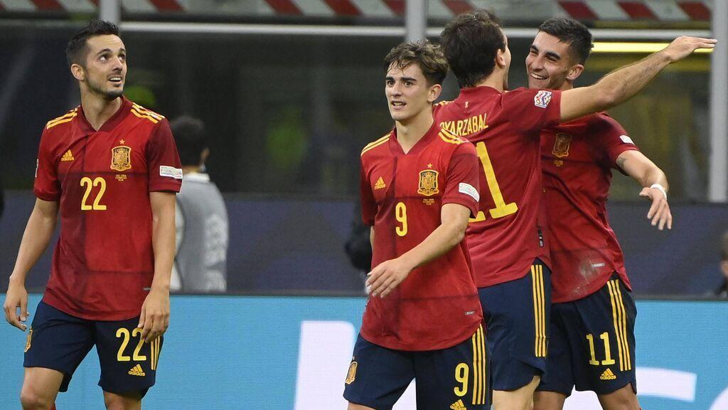 España - Francia, domingo a las 20.45 horas