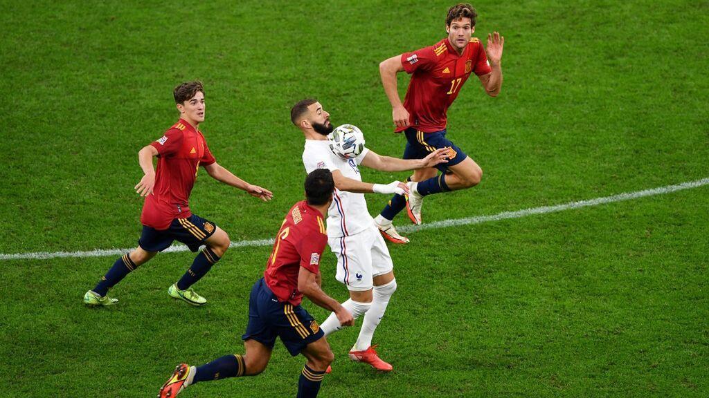 Benzema lanza su candidatura al Balón de Oro: golazo y mejor jugador de la Liga de Naciones