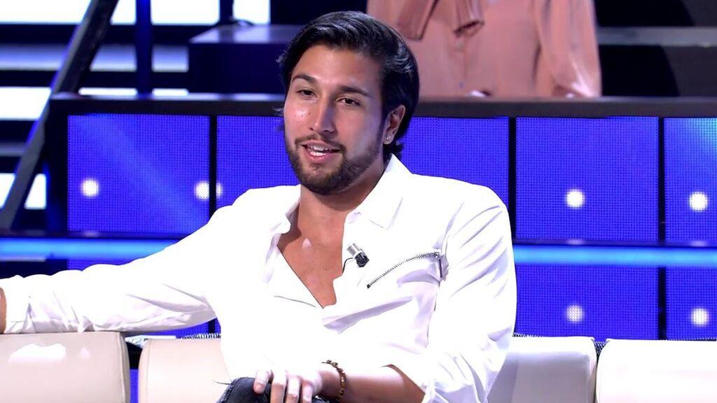 """La rotunda opinión de Gianmarco sobre la actitud de Rodri en su llamada con Adara: """"Cuando sientes algo lo dices"""""""