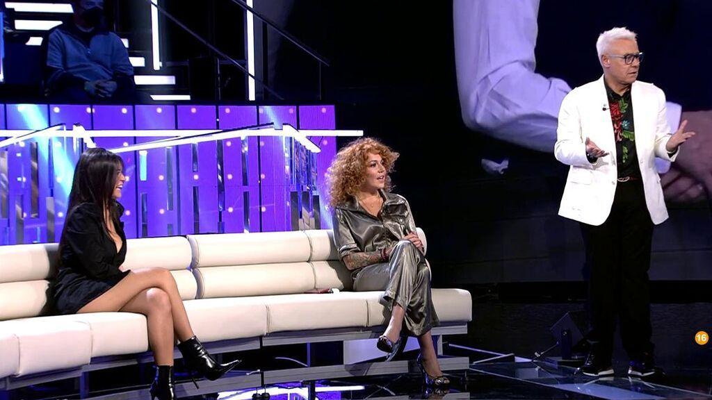 Fiama, Sofía Cristo y Jordi González