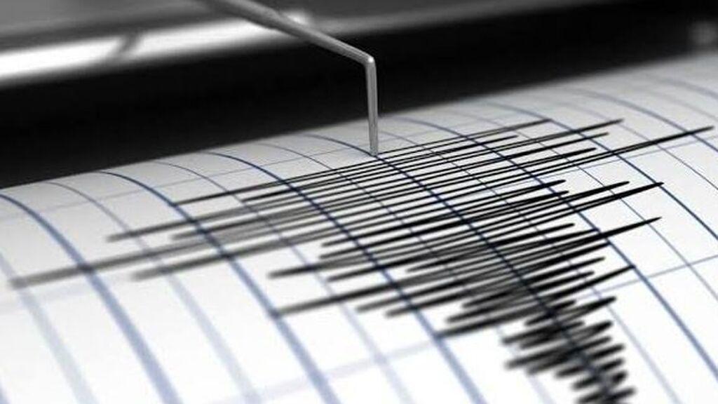 Murcia registra un temblor de 2,4 grados en la escala de Richter
