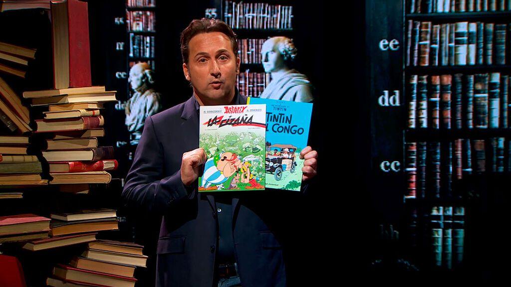 Los libros malditos Cuarto Milenio Temporada 17 Programa 671