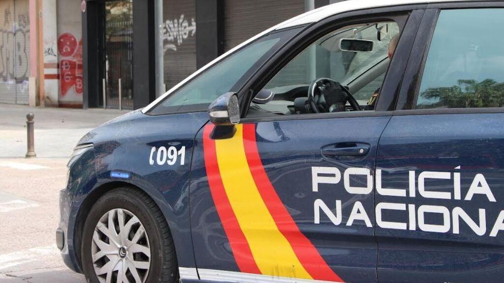 Detenidos tres hombres tras atropellar y agredir presuntamente a varios ciclistas en Gandía