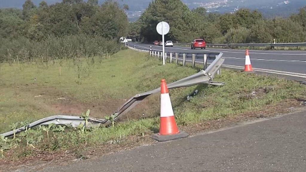 Madrugada trágica en las carreteras gallegas: fallece un joven de 19 años en A Estrada y otro de 37 en Melide
