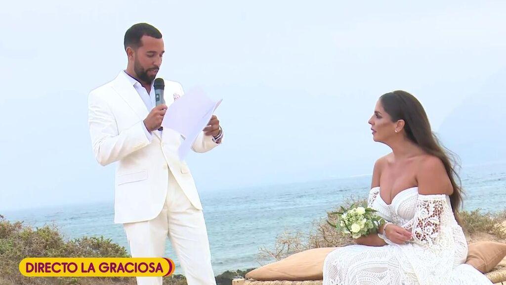 """Gema López desvela cuánto cobró Anabel Pantoja por la exclusiva de su boda: """"Es siete veces menos de lo que ha cobrado Kiko Rivera"""""""