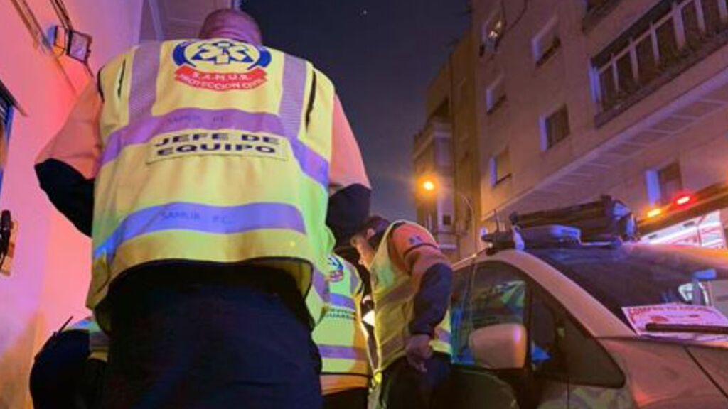 Muere un hombre tras recibir varias puñaladas en el barrio de San Blas, en Madrid
