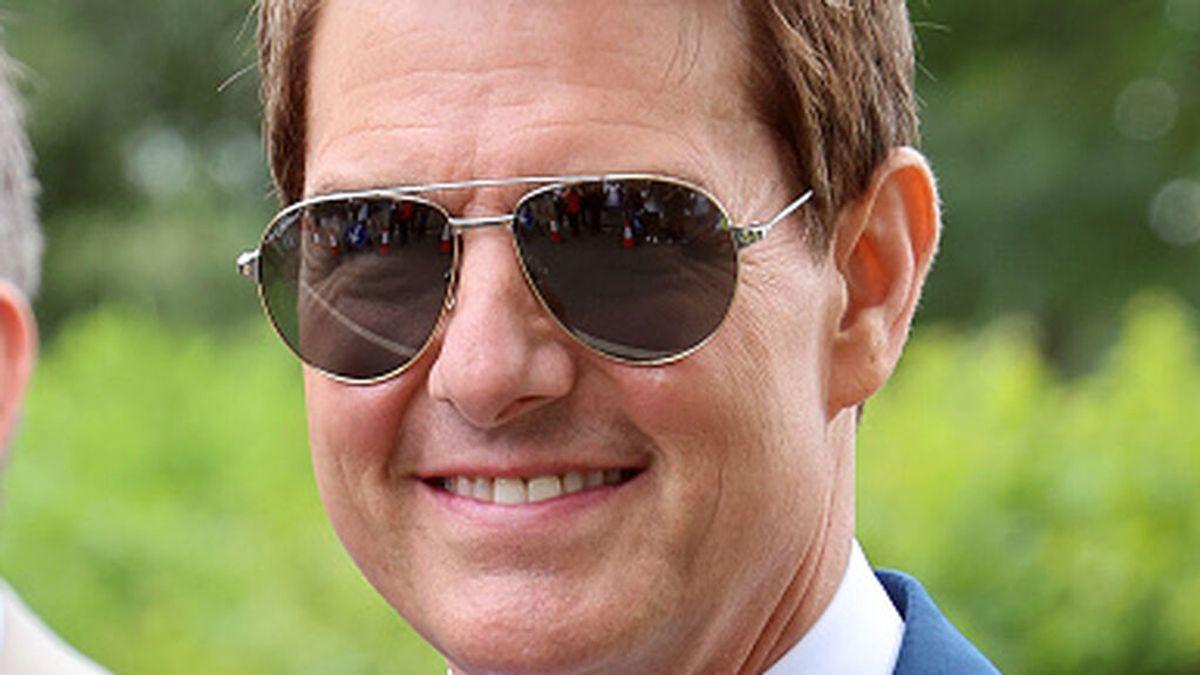 Tom Cruise, imagen de archivo