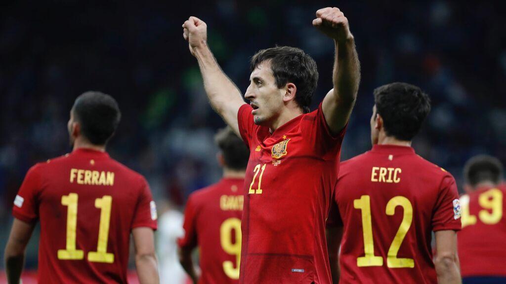 Las otras dos 'finales' que le quedan a España: se juega ir al Mundial de Catar en dos partidos