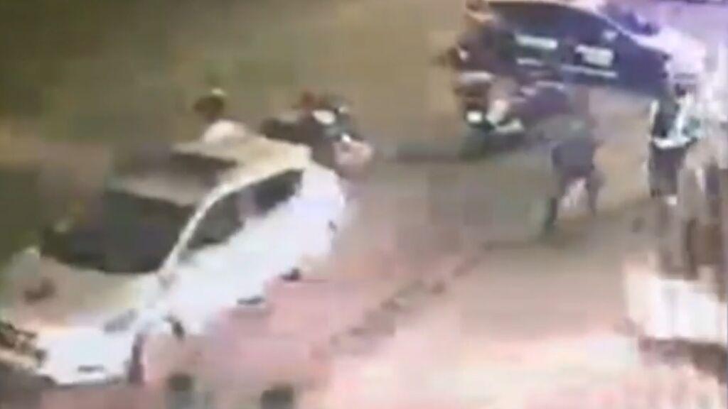 Los ladrones escapan de la policía en una persecución de película en Sabadell