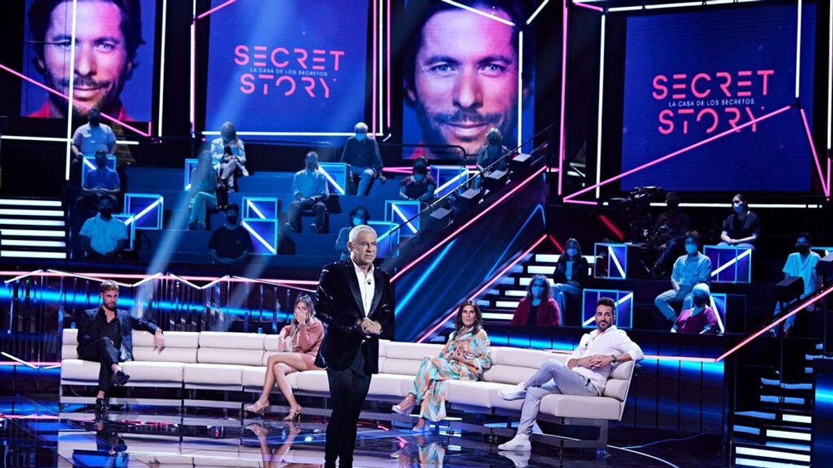 Revelación de un secreto 'extra' de Canales y doble salvación, mañana en 'Secret Story. Cuenta atrás'