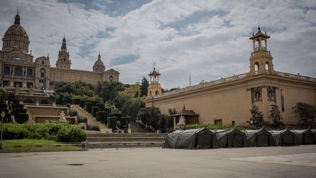 Las Fuerzas Armadas han aumentado un tercio su presencia en Cataluña desde el 1-O según ERC