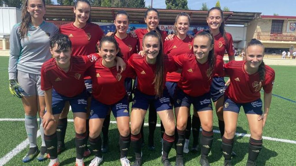 Karolina Sarasua, jugadora del Osasuna B denuncia acoso sexual durante un partido