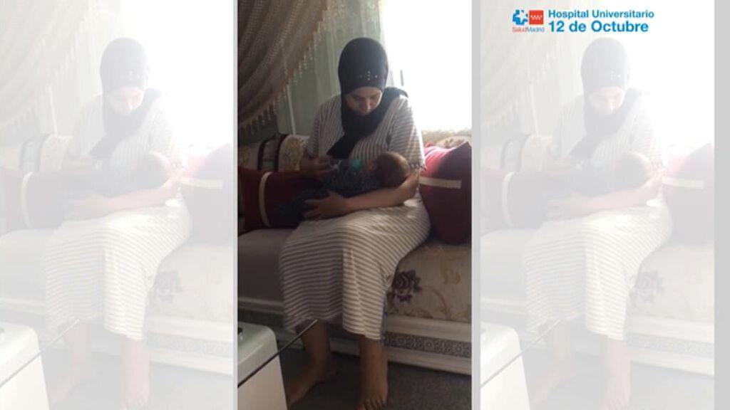 Una embarazada con covid sobrevive gracias a un pulmón artificial