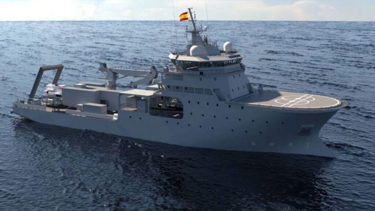 BAM-IS de la Armada
