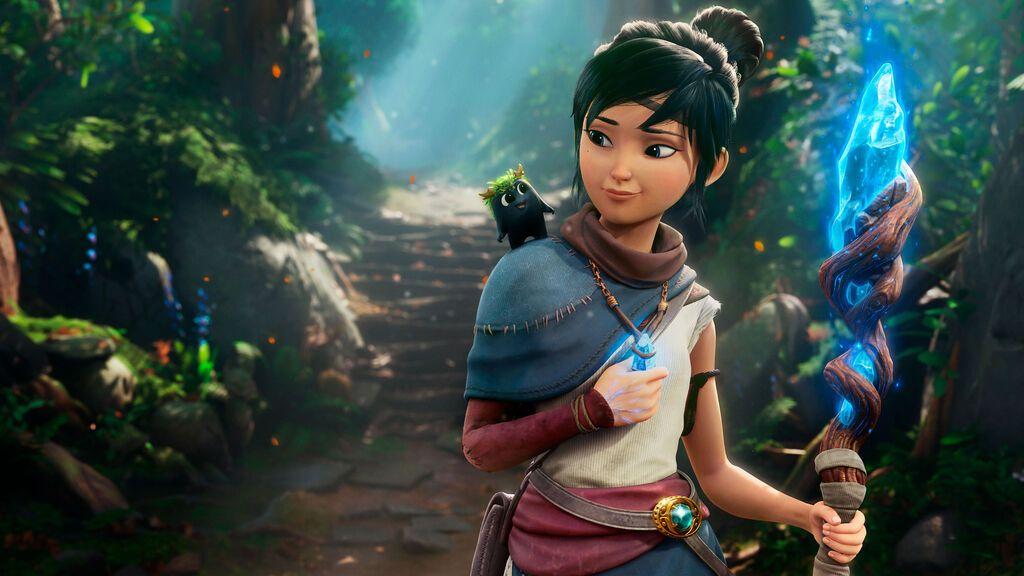 Kena: Bridge of Spirits: tráiler de gameplay en PS5