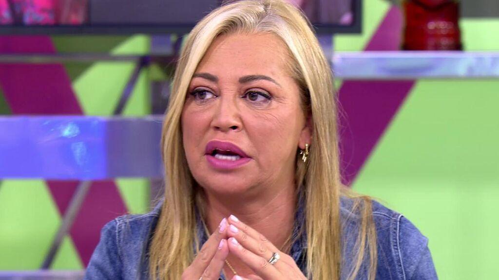 """La pulla de Belén Esteban a Miguel Frigenti tras las críticas a su boda: """"En vez de decirlo en una reunión me lo tendría que haber dicho a mí"""""""