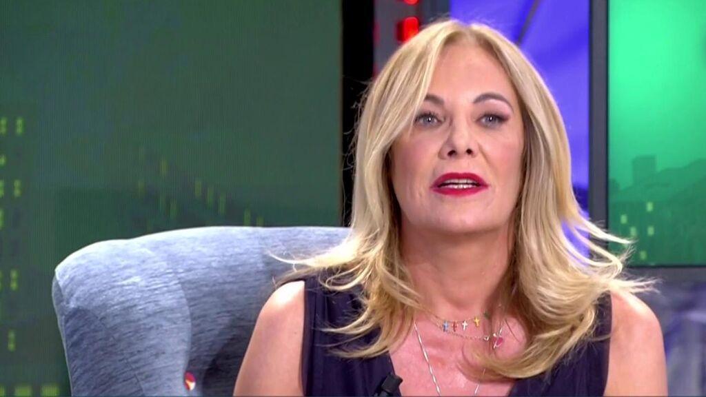 Belén Rodríguez, operada de urgencia