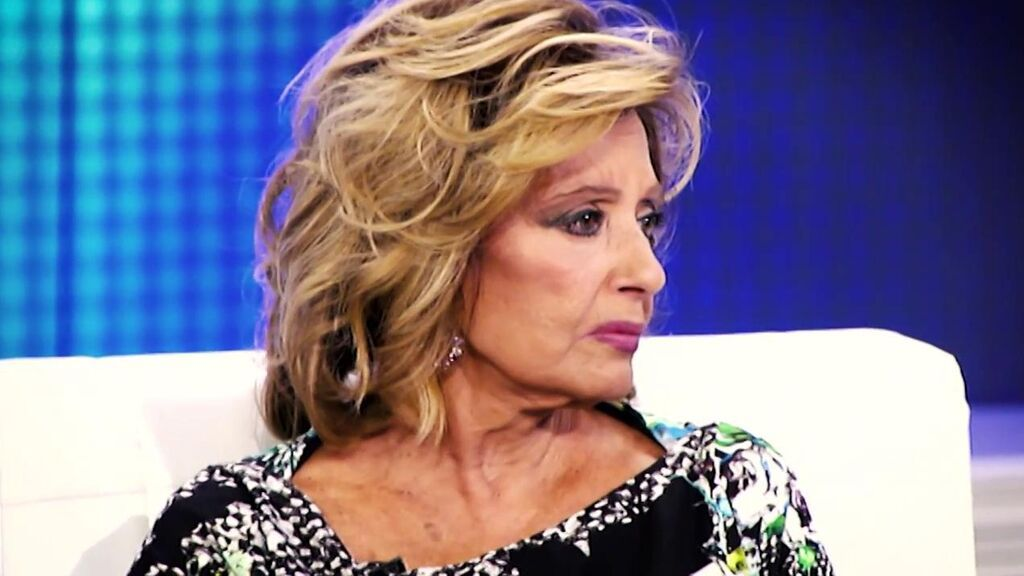 María Teresa Campos rechazada en un bloque de pisos