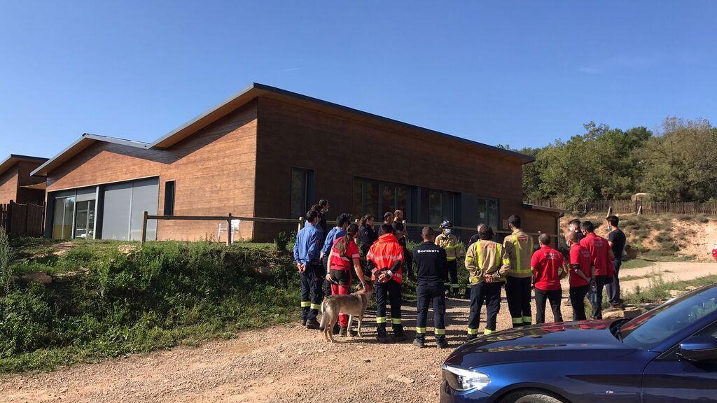 """Encuentran """"sano y salvo"""" al niño de 8 años desaparecido en una zona boscosa de Lleida"""