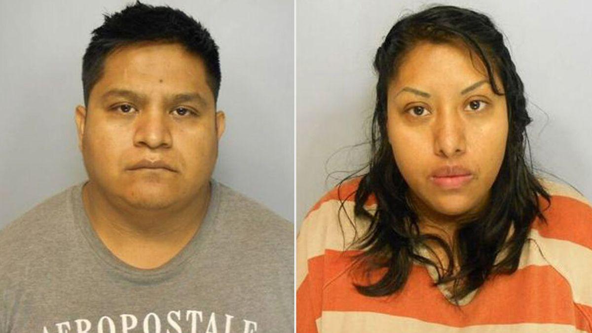 Acusan a un matrimonio de asesinar a una niña de 2 años cuando sus padres la dejaron a su cargo
