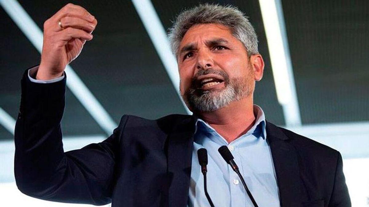En libertad Juan José Cortés tras ser denunciado por agredir a una mujer en la estación de tren de Sevilla