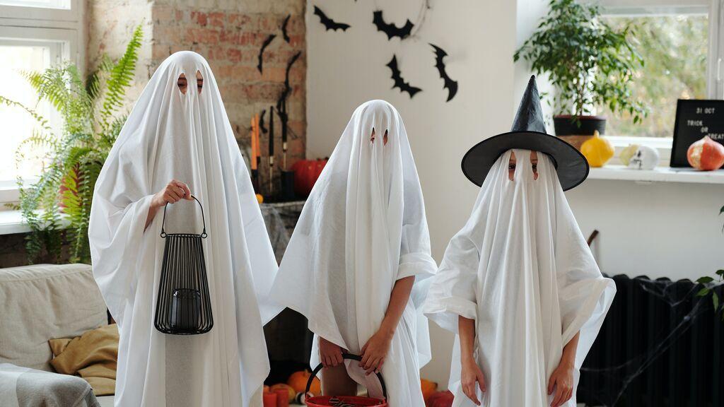 Ideas de disfraces de Halloween para tus hijos que podrás hacer en casa