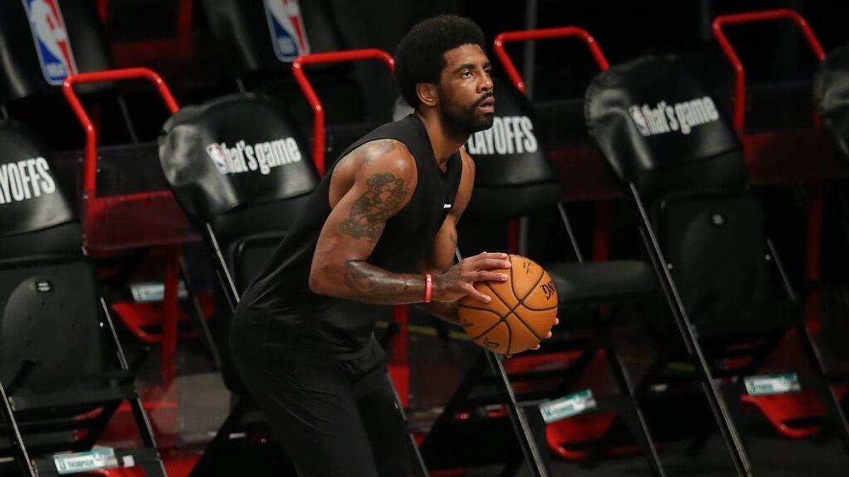 Los Nets acaban con la polémica del 'antivacunas' Irving: apartado del equipo hasta que decida vacunarse