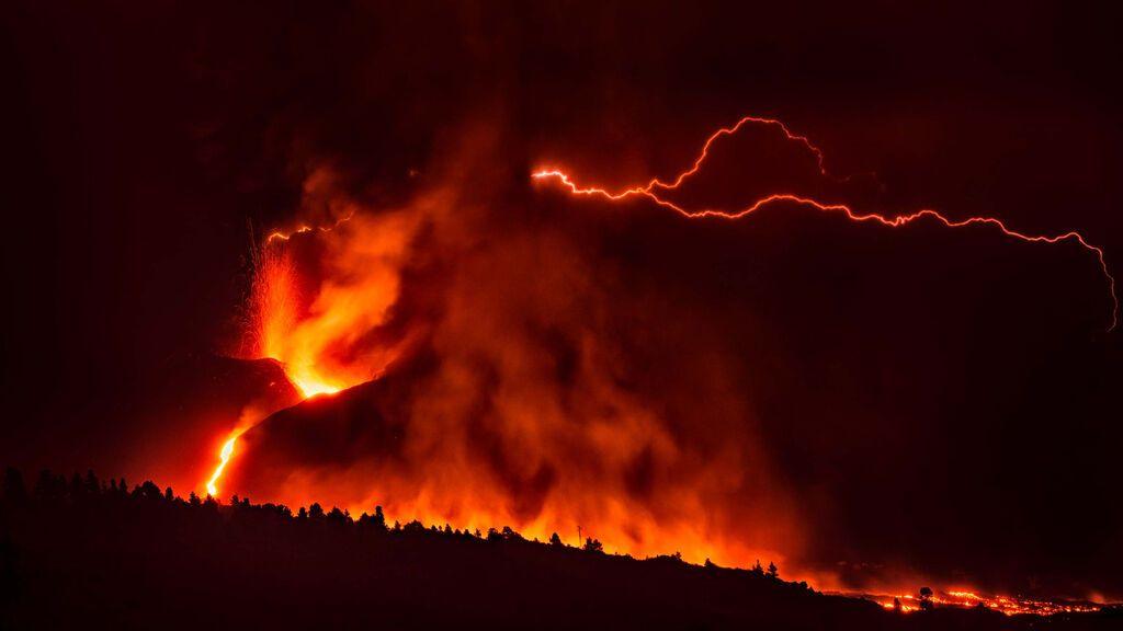 El volcán de Cumbre Vieja amenaza con dejar sin casa a 800 palmeros