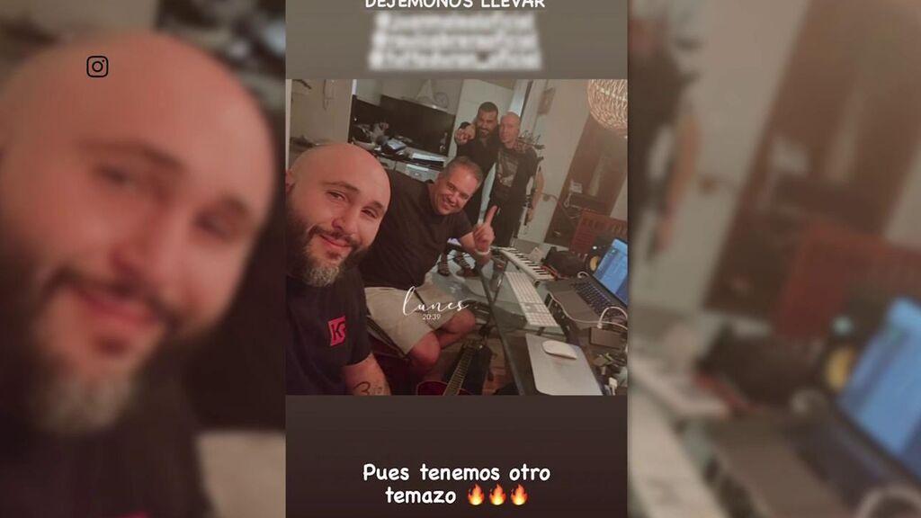 La fiesta de Kiko Rivera con amigos y sin Irene Rosales