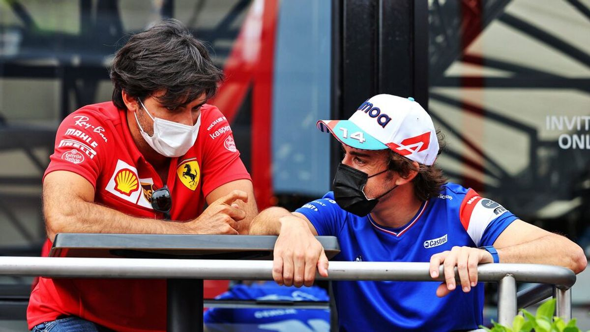 """La temporada 2022 podría ser complicada para Alonso y Sainz: """"Las cosas no van a cambiar de la noche a la mañana"""""""