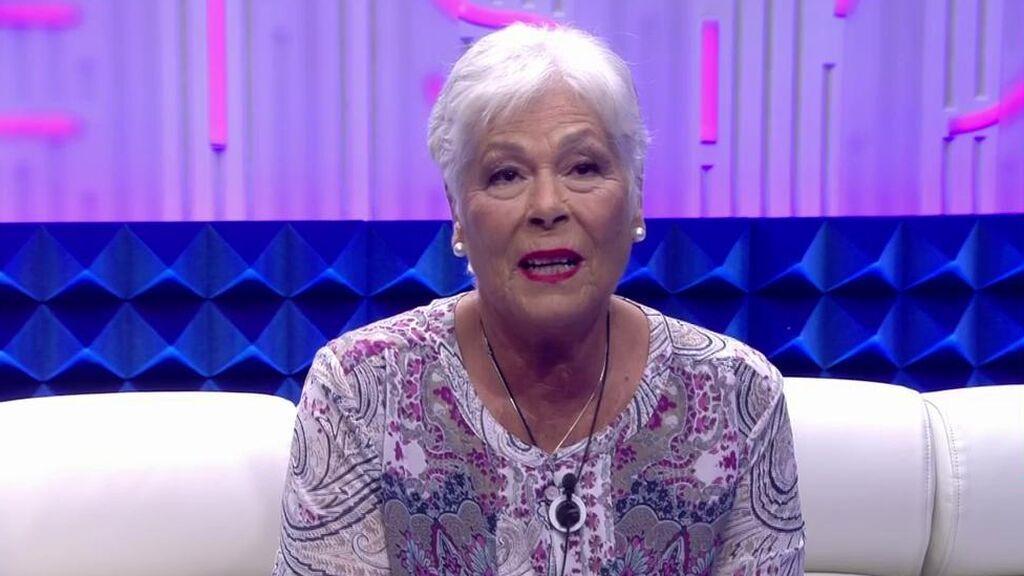 """Teresa Rivera desvela la relación que mantiene con la expareja de su hijo Canales: """"Nos amamos"""""""