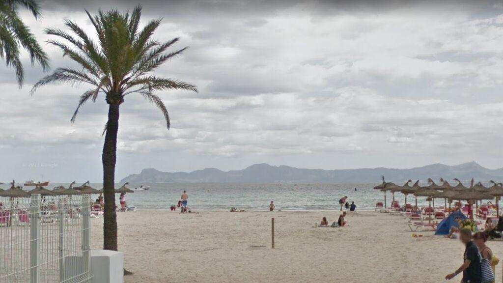 Fallecen dos hombres ahogados en dos playas de Palma de Mallorca